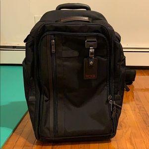 Brand new Tumi merge wheeled backpack